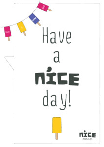 Poster-have-a-nice-day-tekstwolkje